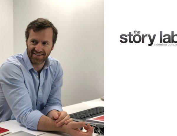 Rafa Calleja ,Managing Director ,The Story Lab, programapublicidad