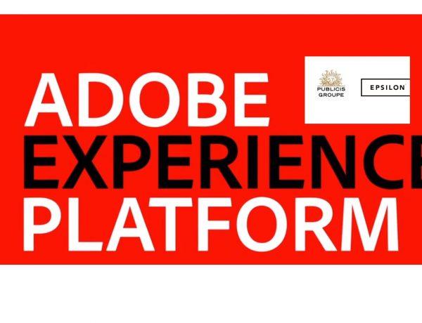 adobe, publicis, platform,experience , epsilon,programapublicidad