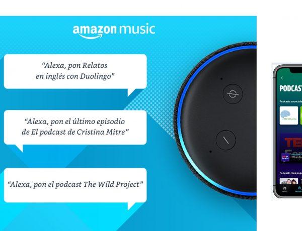 amazon, music, podcast, programapublicidad