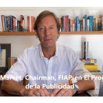 """Daniel Marcet, Presidente del FIAP: """"En 50º aniversario del FIAP, vuelve la colaboración con Círculos Creativos latinos»"""