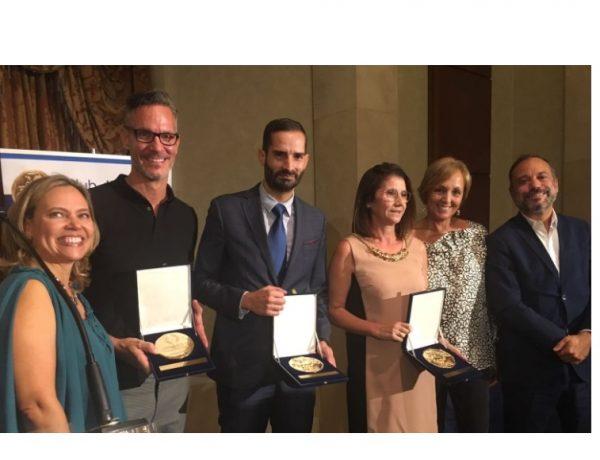 ganadores premios jurados eficacia, loterias, gonzalo, bankinter, programapublicidad