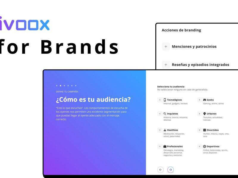 iVoox ,primer ,marketplace ,publicidad nativa ,podcast ,español,programapublicidad