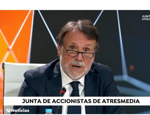 junta accionistas, atresmedia, Silvio González Moreno. Consejero Delegado ,Grupo Planeta ,programapublicidad