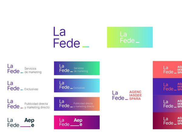 nueva ,identidad ,corporativa ,La FEDE , secciones ,agencias, españa, aepe, programapublicidad