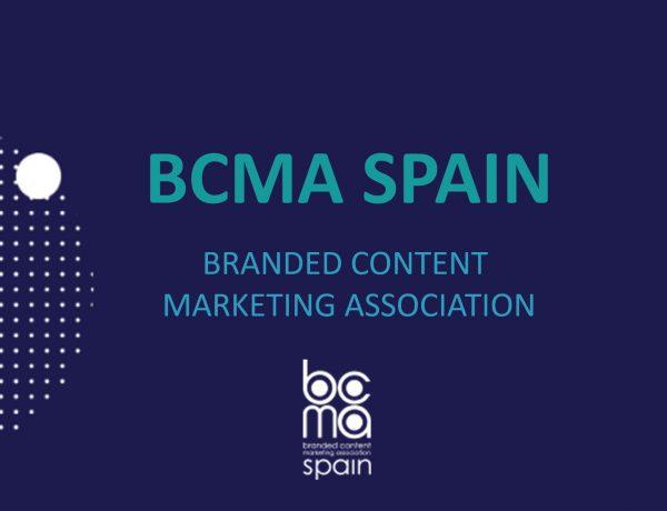 presentacion BCMA , Branded Content, hitos, programapublicidad