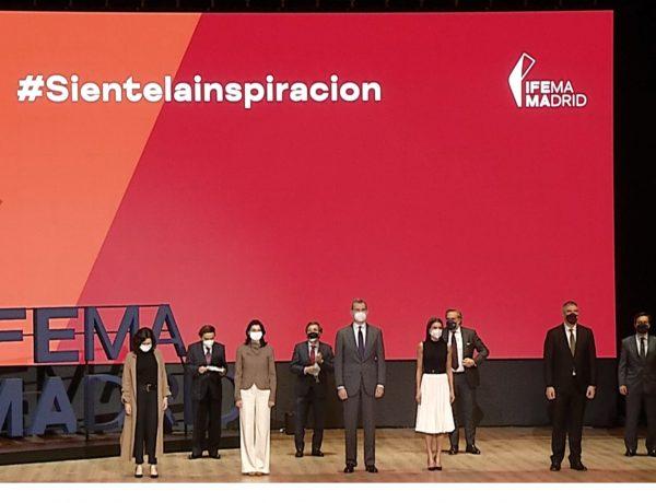 presentacion, ifema, madrid, #sientelainspiracion, programapublicidad