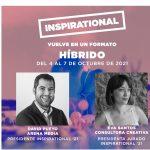 Eva Santos (Delirio & Twain) presidenta del Gran Jurado de esta edición de los premios Inspirational' 21