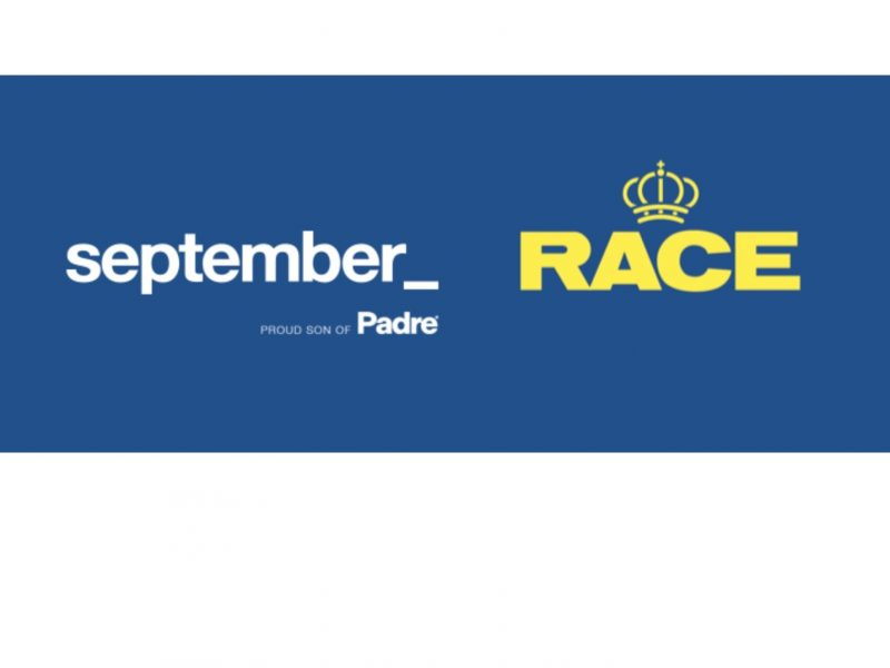 september, race, programapublicidad