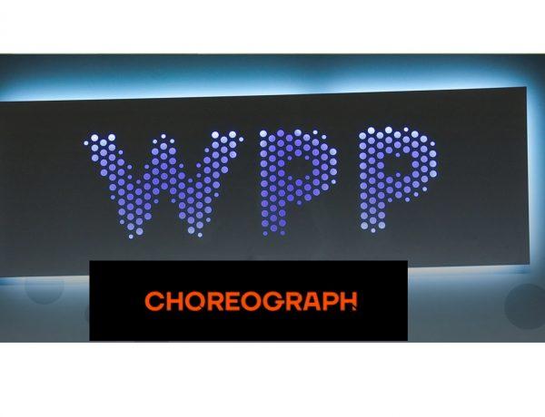 wpp, logo, Choreograph, programapublicidad