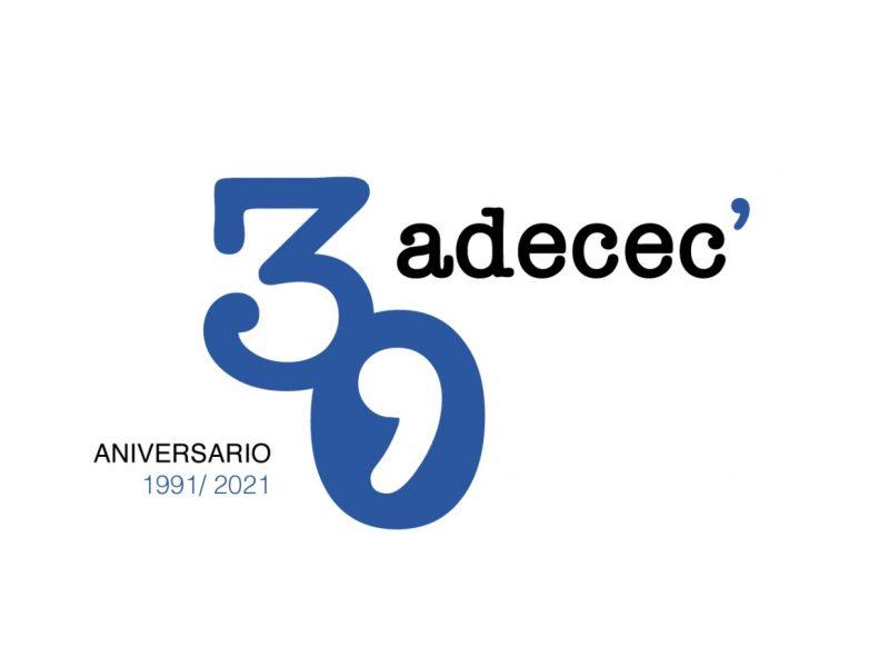 ADECEC ,celebra , 30 aniversario ,programapublicidad