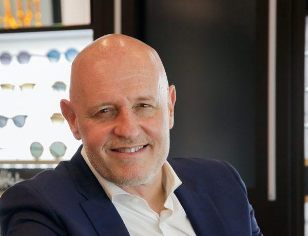 Alain Pourcelot, nuevo presidente ,director general , Grupo Afflelou, programapublicidad