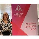 Simona Mauro Media Development Digital Manager de Arena