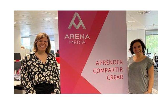 Arena , área digital ,incorporación ,Simona Mauro ,programapublicidad