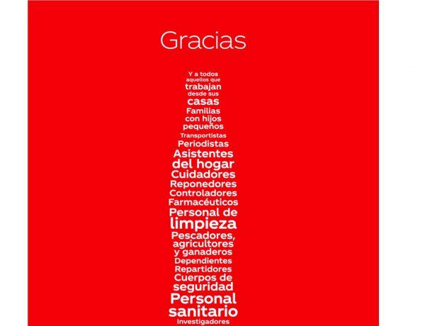 COCA COLA, Una Botella agradecida, premiada , platino , MUSE Creative Awards, programapublicidad