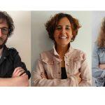 Catorce España promociona a Fara González ,Marc Verdaguer y Raquel Ballester