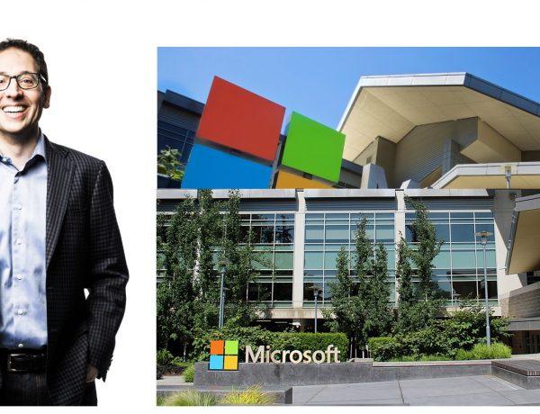 Chris Capossela ,Chief Marketing Officer ,Microsoft, programapublicidad