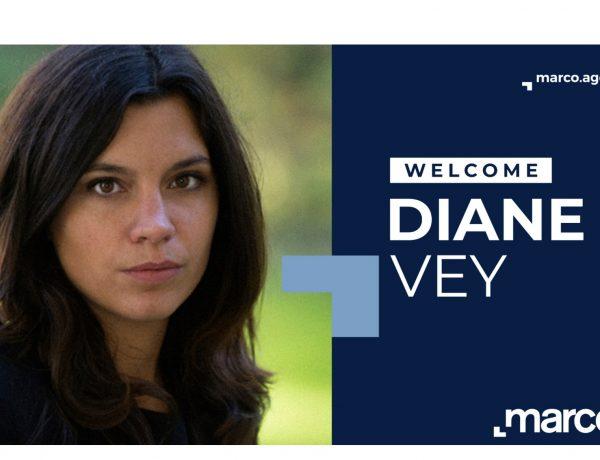 Diane Vey, Jefa del Gabinete, Alcaldía , Distrito 18 ,París, une ,equipo ,Public Affairs ,MARCO ,programapublicidad