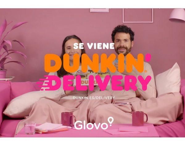 #DunkinDelivery , Se viene ,merendola, se viene ,Dunkin Delivery ,spot ,programapublicidad
