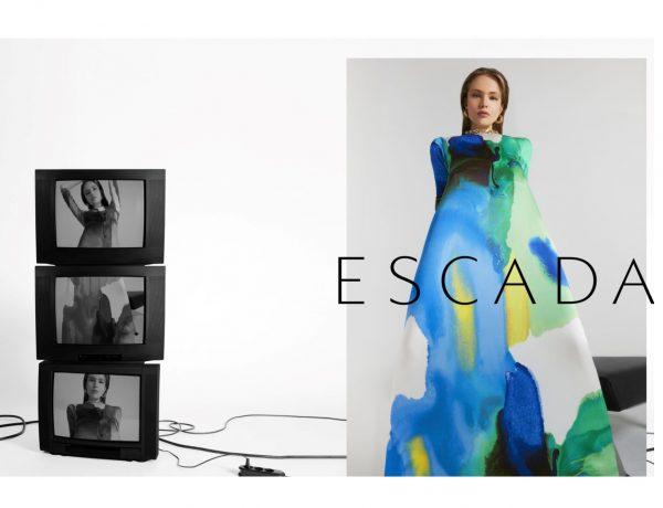 ESCADA, primera ,firma de lujo , España , fashion renting ,programapublicidad