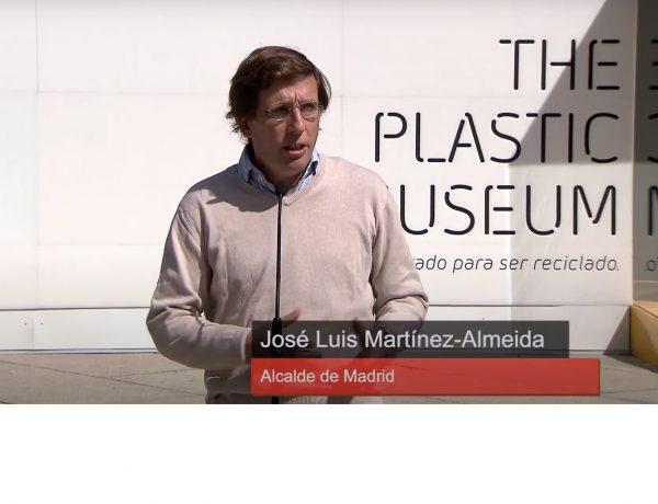 EsPlásticos, primer Museo del Plástico , The Plastic Museum ,almeida, Shackleton,programapublicidad