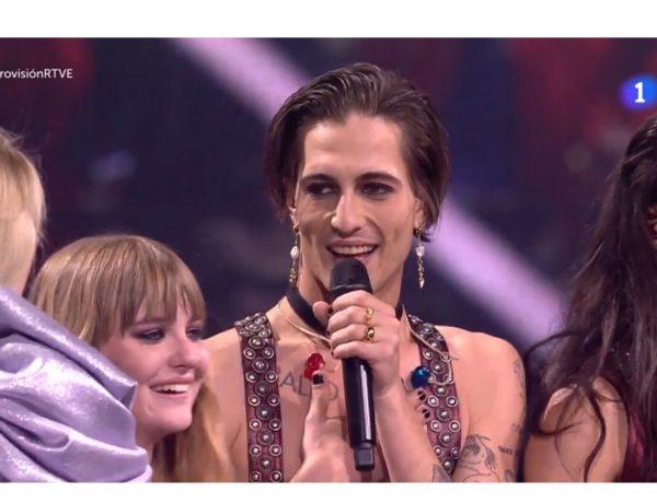 Festival Eurovisión ,moleskine, la1, programapublicidad