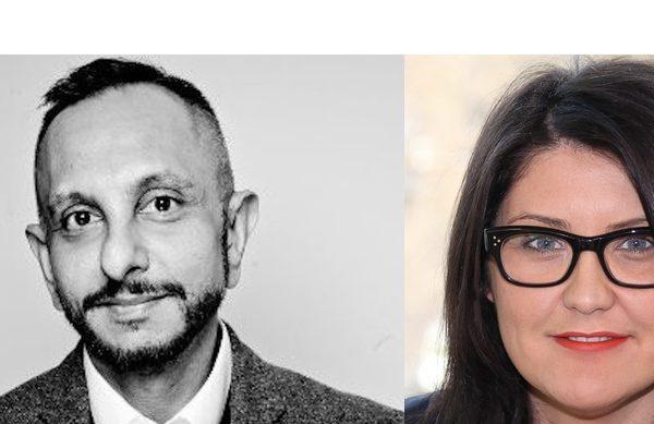 Fiona Lloyd ,Sanjay Nazerali ,Dentsu, programapublicidad
