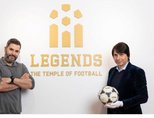 José Ignacio Hernández ,Marcelo Ordás, legends, MKTG, programapublicidad