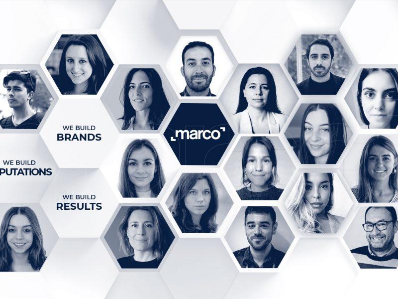 MARCO ,talento, 17 consultores, programapublicidad