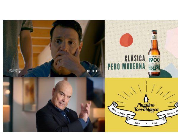 Nuevas ,campañas , Yoigo, Ambar ,Másmóvil , Pingüino Torreblanca , programapublicidad