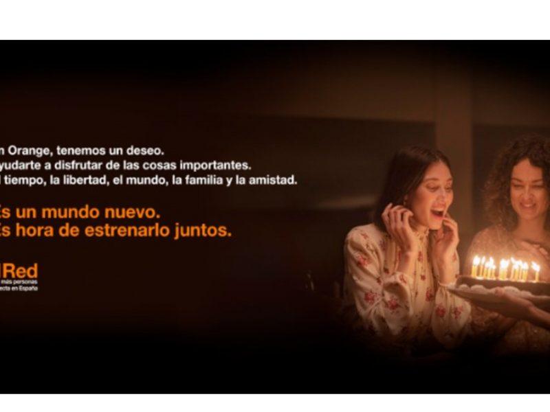 Orange ,presenta campaña ,comunicación , red, juntos, Mundo Nuevo, programapublicidad
