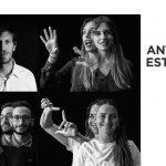 Sara Ramos, Marcos Mariani, Lucre Colombo Flores, Aless Astorga a Antiestatico