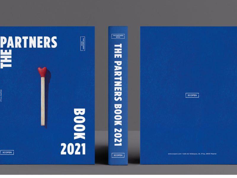 THE PARTNERS BOOK , scopen, 2021 , INVITA ,HACER , MATCH, MQW, Watson, programapublicidad