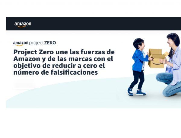 amazon, fraude, zero, falsificaciones, transparencia, programapublicidad