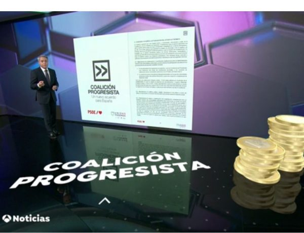antena3 ,noticias2 , 4 mayo ,coalicion progresista, valles, 2021, programapublicidad