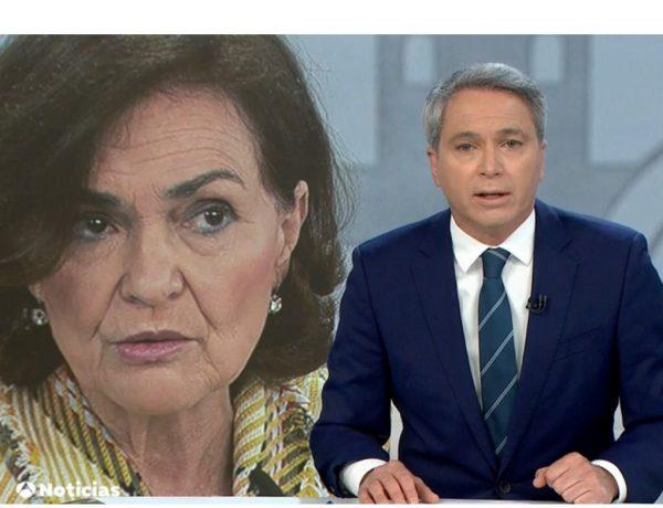 antena3 ,noticias2 , 6 mayo ,valles, 2021, calvo, programapublicidad