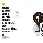 Audi, anunciante del año en 35ª edición del #ElSolFestival