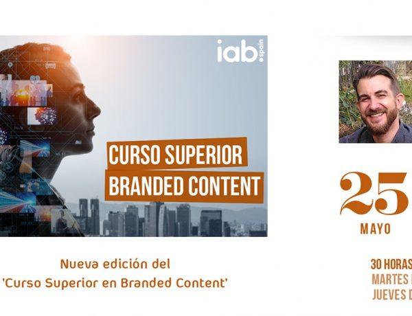 curso, iab ,brandec Content, pradanos, programapublicidad