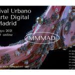 JCDecaux saca a la calle la exposición colectiva 'Social Motion' para Festival de Arte Digital Madrid 2021.