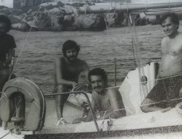 furones, herrero, Fernando Aristegui, barco, programapublicidad