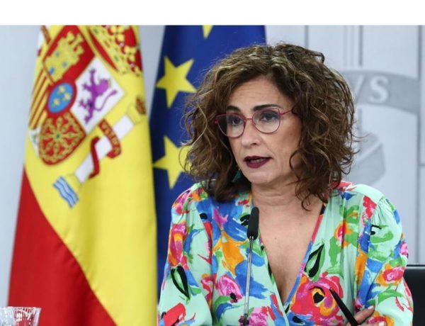 ministra ,Hacienda ,portavoz , Gobierno, María Jesús Montero, ,pool moncloa, programapublicidad