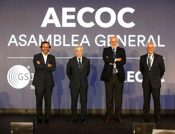 Asamblea General AECOC ,ratifica , Ignacio González, CEO , Nueva Pescanova,, programapublicidad