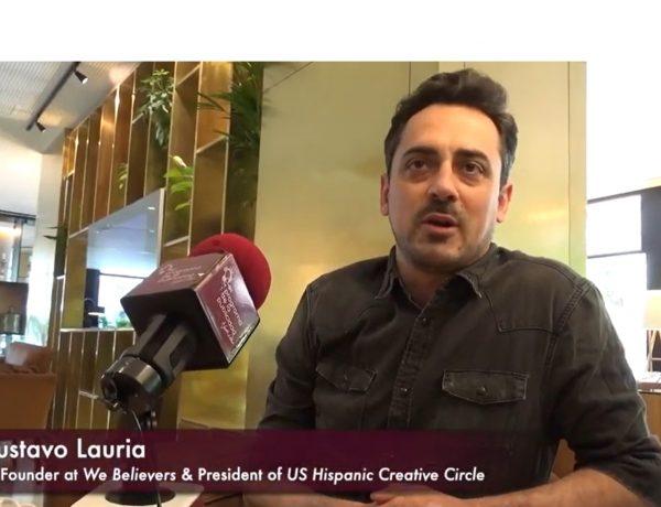 Entrevista ,Gustavo Lauria ,Co-founder ,We Believers, , El Sol 2021, programapublicidad