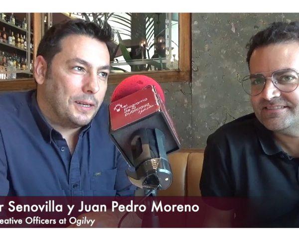 Entrevista ,senovilla moreno, ogilvy, lola, El Sol 2021 , cruzcampo, programapublicidad