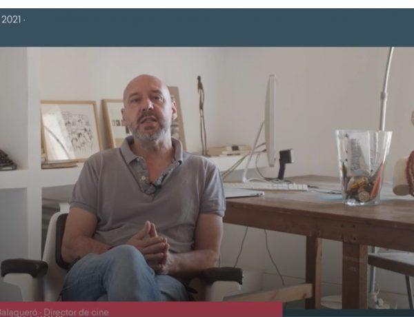 Jaume Balagueró ,Unboxing Ibai , #cdec2021, #DIASC2021 ,programapublicidad
