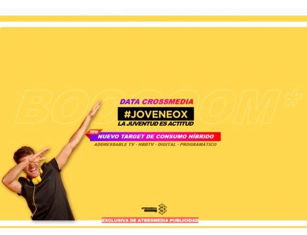 #Joveneox, ,segmento ,audiencia ,crossmedia , Atresmedia dirigido , los más jóvenes,programapublicidad