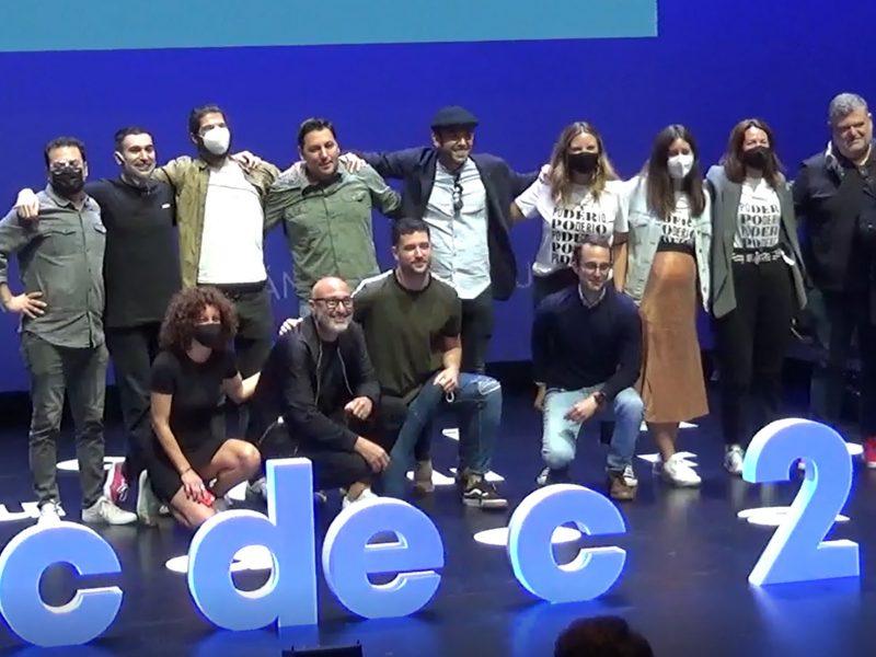 Juan Pedro Moreno, Javier Senovilla, director creativo ,Gran Premio, Ogilvy , Lola, Cruzcampo, c de c, 2021 ,#cdec2021,programapublicidad