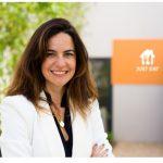Marcela De La Peña, directora de comunicación corporativa y Asuntos Públicos de Just Eat en España.