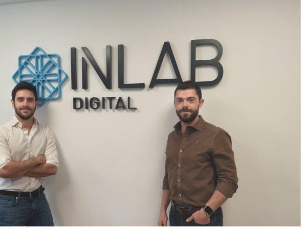 Miguel Melgarejo, Alberto Amigo, cofundadores , CoCEOs , INLAB Digital ,programapublicidad