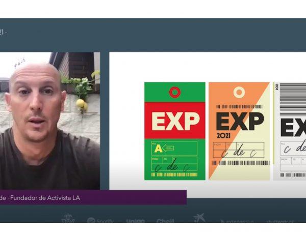 Paco Conde, #cdec2021, exp,ayudando a creativos, fuera, programapublicidad