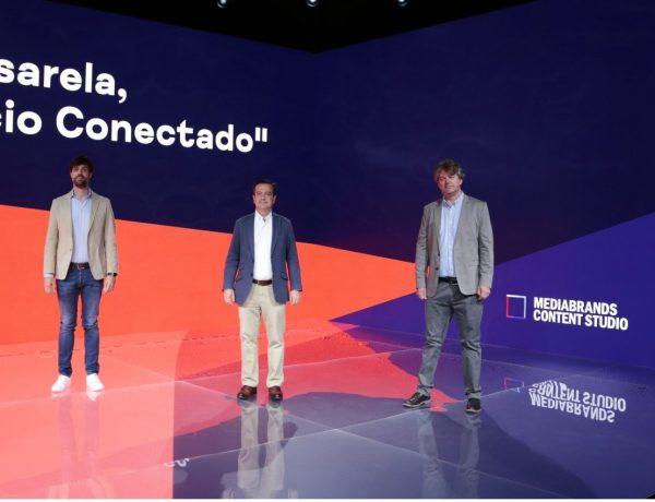 Pasarela, Espacio Conectado, IFEMA MADRID, ferias ,congresos, PRG España ,Mediabrands Content Studio Spain., programapublicidad